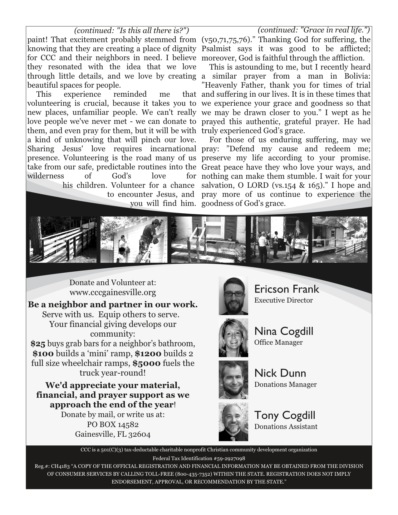 2013 Summer Newsletter pg2
