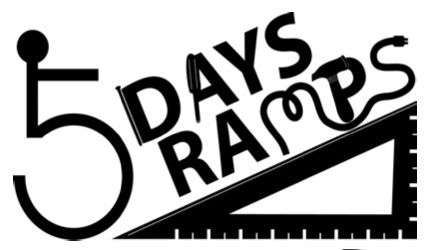 5 Days, 5 Ramps logo